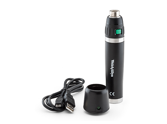 Welch Allyn 3.5 V Rechargeable Power Handle; USB Charging Module with USB Charge Cord