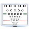 מסך לבדיקת ראייה gv 900
