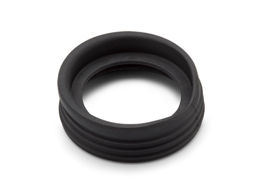Ophthalmoscope Black Rubber Physician Bumper