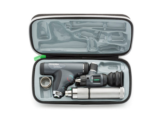 Welch Allyn 3.5 V Halogen HPX Diagnostic Set including PanOptic Ophthalmoscope