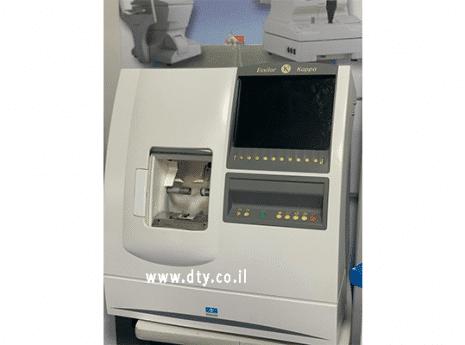 מכונת חיתוך עדשות Kappa של חברת Essilor