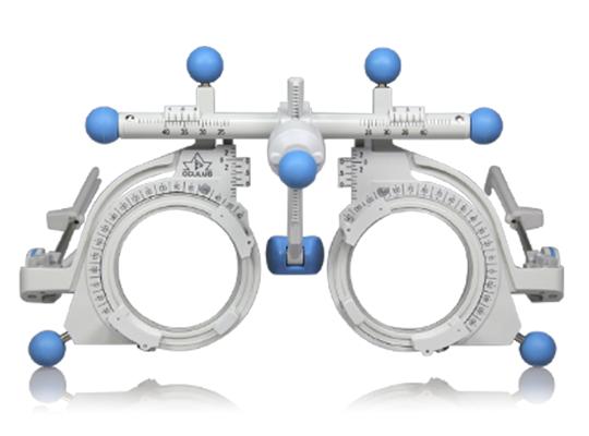 מסגרת בדיקה אוקולוס UB 4 höhenverstellbar