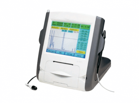 מכשיר אולטרסאונד עיניים SW-1000