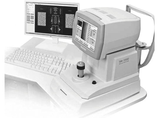 ספקולר מיקרוסקופ SW-7000